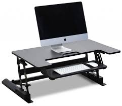 Best Sit To Stand Desk by 5 Best Accessories To Convert Your Desk Into A Standing Desk