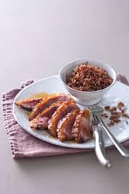 cuisiner magret recette magret de canard au jus de pomme et au miel