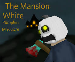 halloween 2016 the mansion white pumpkin massacre by