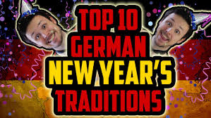 top 10 german new year s traditions
