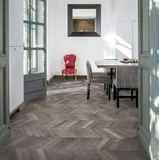 oak chevron grey engineered wood flooring