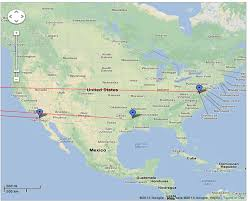Nuclear Bomb Map Us Nuclear Target Map Do You Live In A Death Zone Us Nuclear