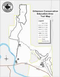 Fayette County Maps Gilbertson Conservation Area Elgin Iowa