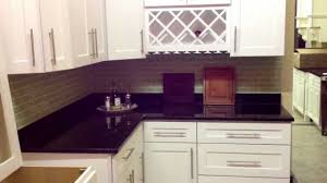 Ice White Shaker Kitchen Cabinets J U0026k Rta Cabinets Chicago White Shaker By Handsome Youtube