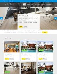 30 best responsive real estate wordpress themes 2017
