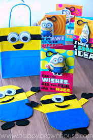 minion gift wrap build a minion busy bag