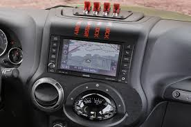 tactical jeep interior 2016 easter jeep safari concepts motor trend