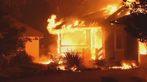 California Wildfires Valley Fire by Valley Fire Ranked 9th Most Damaging Wildfire Ever In California