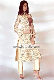 pakistani formal dress designer party wear trouser suit d500 women