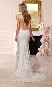 low back wedding dresses stella york 6182 dramatic low back wedding dress 675 size 4