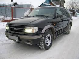 Owners Manual Ford Explorer 1996 Free Download Repair Service
