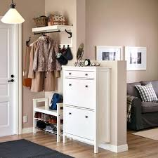 Shoe Storage Ottoman Bench Bedrooms Wood Shoe Storage Bench Plans Hallway Furniture Ideas