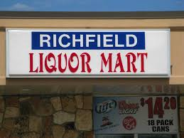 Liquor Signs by Cooper Signs Inc
