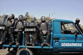 chambre criminelle quatre gendarmes envoyés devant la chambre criminelle adakar com