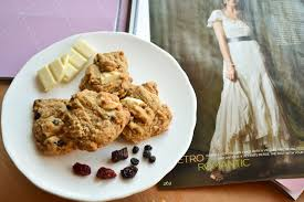 berry blasted white chocolate cookies she bakes here