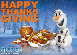 susan s disney family happy thanksgiving from disney s frozen and