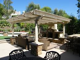 Free Standing Wood Patio Cover Plans by Equinox Louvered Roof Patio Cover 156 Jpg Alumawood Factory
