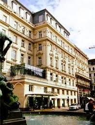 the historic ambassador hotel in vienna is perfectly located in