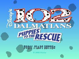 disney u0026 39 102 dalmatians puppies rescue