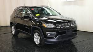 what is a jeep compass 2018 jeep compass latitude sport utility in marshfield d6744