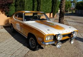Ford Capri 1971 1969 Ford Capri Gt 2600 Related Infomation Specifications Weili