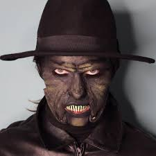 Halloween Male Makeup Ideas by Jeepers Creepers Makeup Tutorial Mandy Lee Youtube