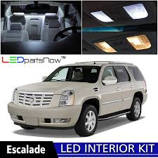 cadillac escalade pictures amazon com ledpartsnow 2007 2014 cadillac escalade led interior