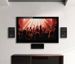 home theater entertainment center fluance av5htb dynamic home theater surround sound 5 0 channel