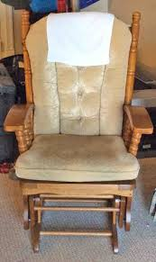 Rocking Chair Seat Repair Fixing Squeaky Wooden Glider Rocking Chairs Tips Tom U0027s Tek Stop