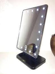 vanity led light mirror led light mirror bathroom mirrors with led lights led mirror lights