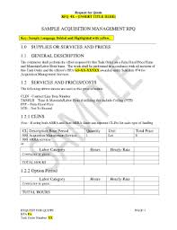 quotation template request for quote sample fill online printable fillable blank