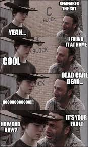 The Walking Dead Meme - the walking dead memes imgflip