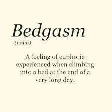 I Love My Bed Meme - bedgasm hashtag on twitter