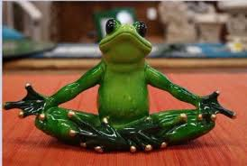 frog ornaments 5 each other home decor gumtree australia