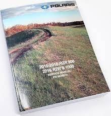 amazon com polaris 2015 2016 rzr razor 900 1000s service shop