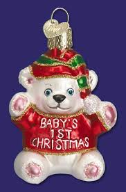 world baby s 1st ornament