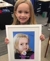 Little Girl Face Meme - meme girl chloe is all grown up
