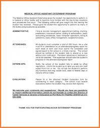 Medical Assistant Resume Skills Medical Assistant Externship Resume Cbshow Co