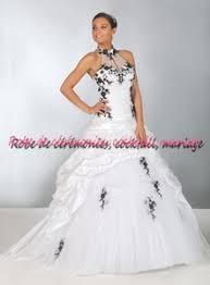 robe de mari e noir et blanc robe mariee noir et blanche photos de robes