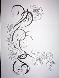 June Flower Tattoos - flower tattoo design by tattoosuzette on deviantart