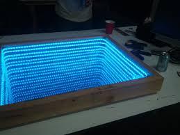 ana white infinity mirror coffee table diy projects idolza