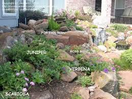 Raised Rock Garden Beds Beginner Gardening Anybody Use Broken Concrete For Raised Garden