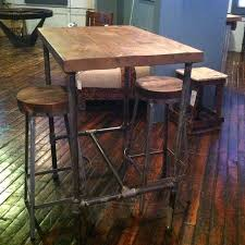 high top table legs pub table legs rustic pub table photos gallery of rustic bar table