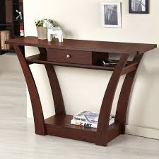Narrow Console Table With Drawers Narrow Console Table With Storage Advantages