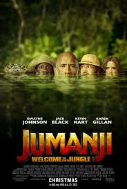 click to view extra large poster image for jumanji welcome to the