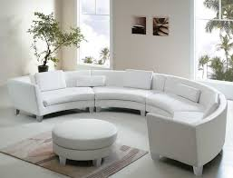 White Leather Sofa Sectional White Modern Sectional Leather Sofa Apartments