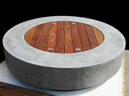 Concrete Fire Pit Exploding by Ernsdorf Design Concrete Fire Pit Bowls Furniture And Art N