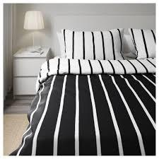 Black Duvet Covers Tuvbräcka Duvet Cover And Pillowcase S Full Queen Double Queen