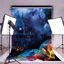 2017 kate ghost house photographic backgrounds pumpkin photo