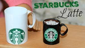 diy starbucks latte american doll craft diy american